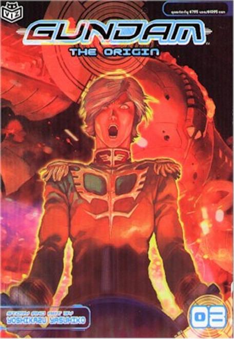Gundam The Origin Graphic Novel Vol. 08