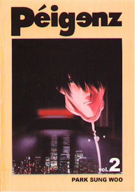 Peigenz Graphic Novel Vol. 02