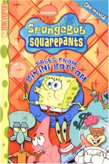 SpongeBob SquarePants Cinemanga 03 Tales from Bikini Bottom