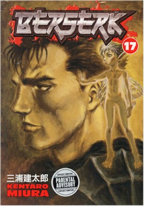 Berserk Graphic Novel Vol. 17