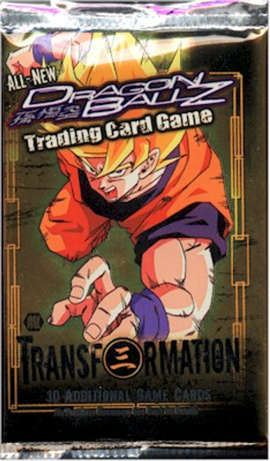 All New DBZ TCG Transformation Booster Deck Set