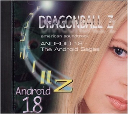 Dragon Ball Z: Android 18 - The Android Sagas (USA) (Used)