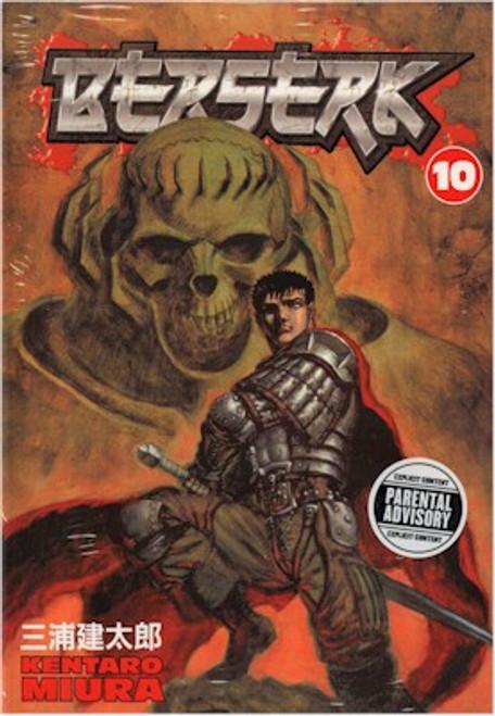 Berserk Graphic Novel Vol. 10
