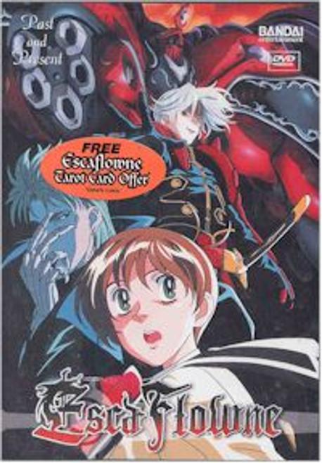 Escaflowne DVD Vol. 04 (Used)