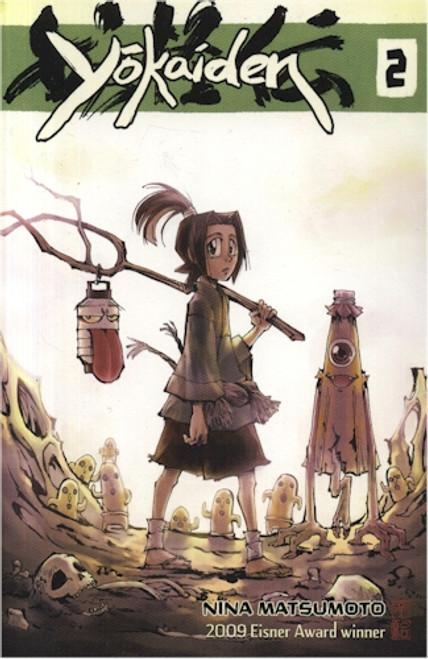 Yokaiden Graphic Novel 02