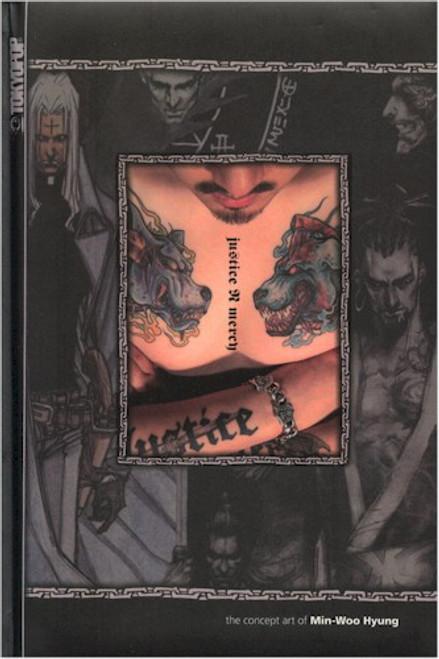 Justice N Mercy Art Book
