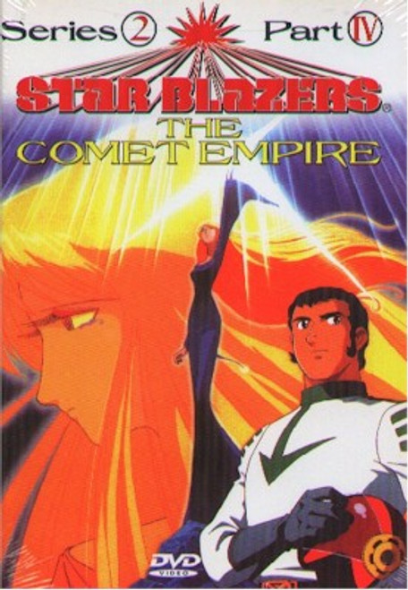 Star Blazer : Series 2 DVD Part IV