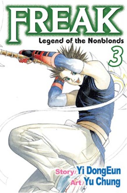 Freak Legend of the Nonblonds Graphic Novel 03