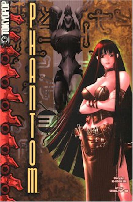 Phantom Graphic Novel 03