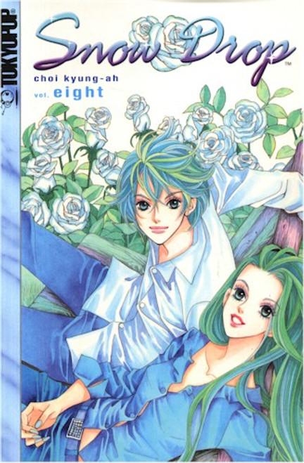 Snow Drop Graphic Novel Vol. 08