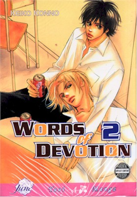 Words of Devotion Graphic Novel 02