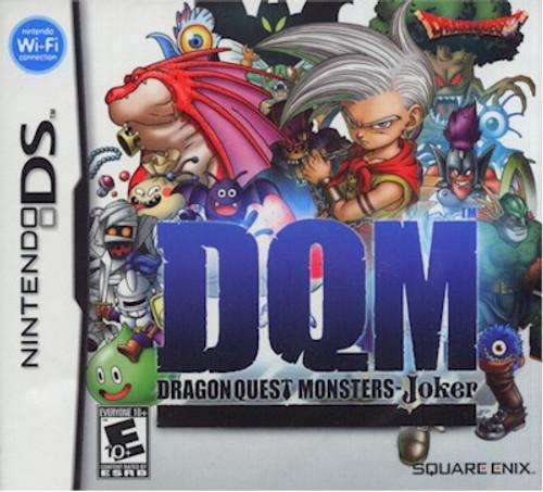 Dragon Quest Monsters: Joker (DS)