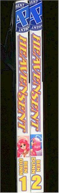 Heaven Sent Graphic Novel 01-02 Pack