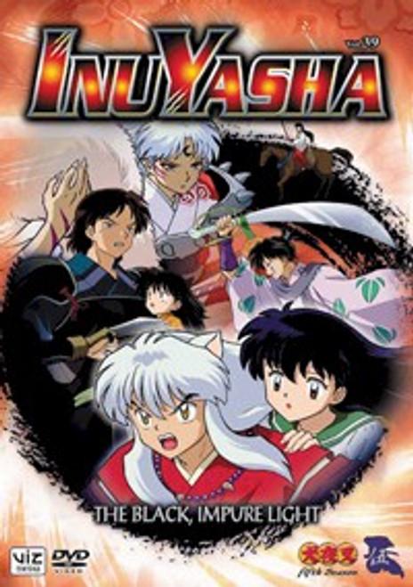 Inu-Yasha DVD Vol. 39