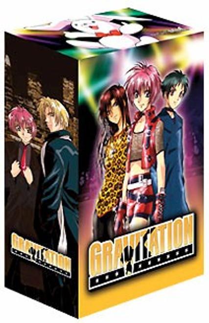 Gravitation DVD Vol. 01 w/Artbox