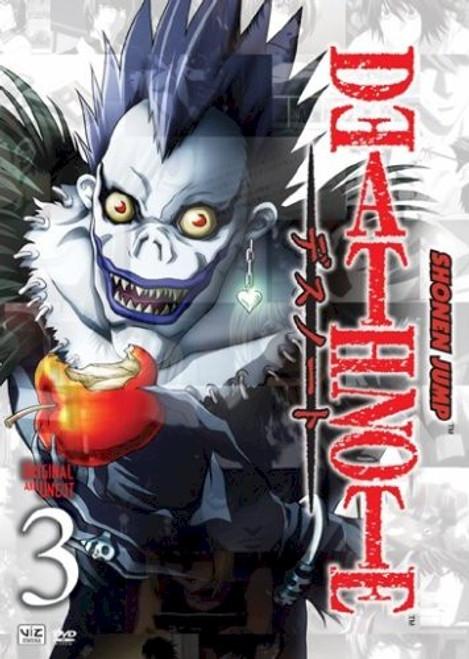 Death Note DVD 03