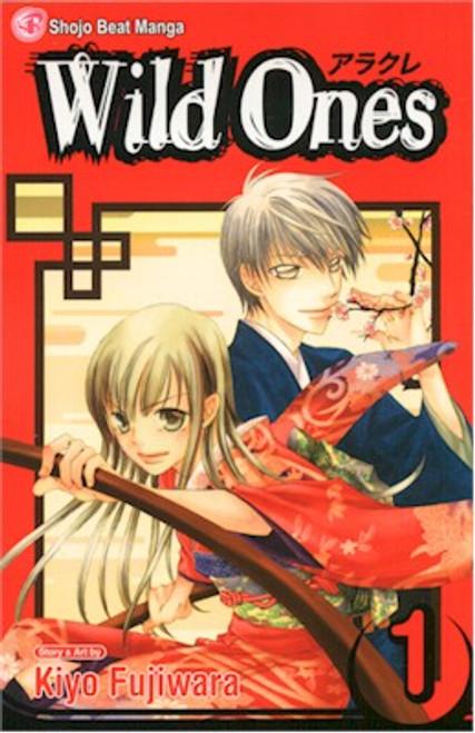 Wild Ones Graphic Novel 01