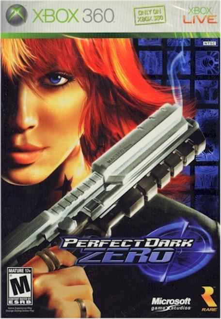 Perfect Dark Zero (XBOX 360) (Used)