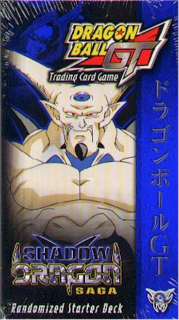 Dragon Ball GT TCG Shadow Dragon Saga Starter Deck Set