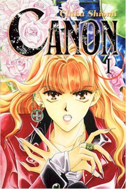Canon Graphic Novel 01