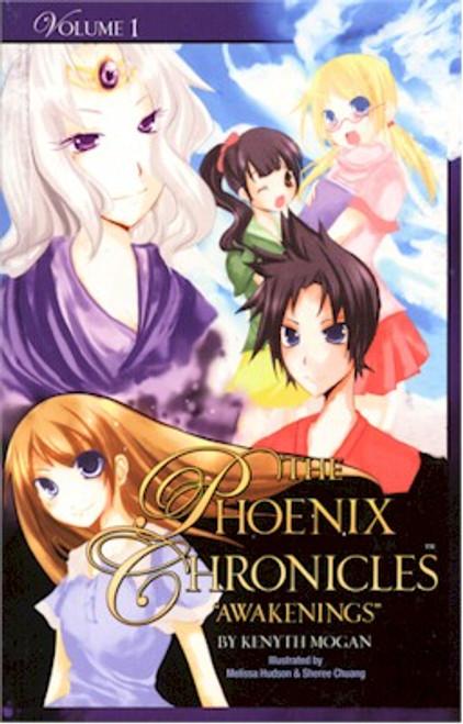 Phoenix Chronicles Graphic Novel 01