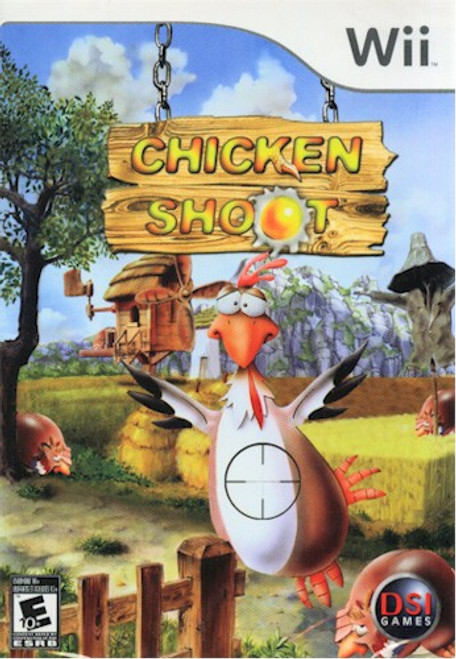Chicken Shoot (Wii) (Used)