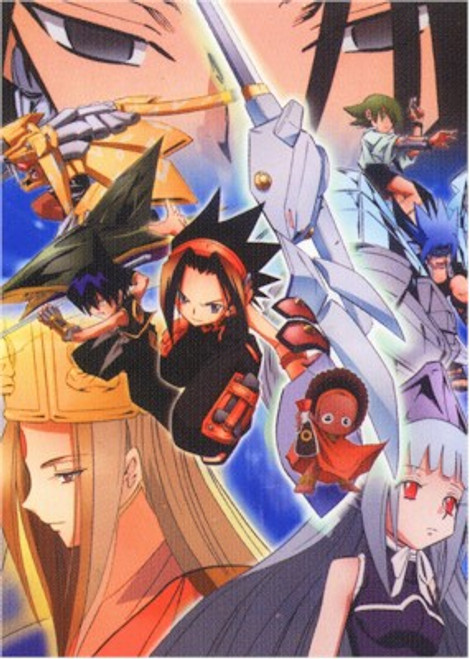 Shaman King Wallscroll #077