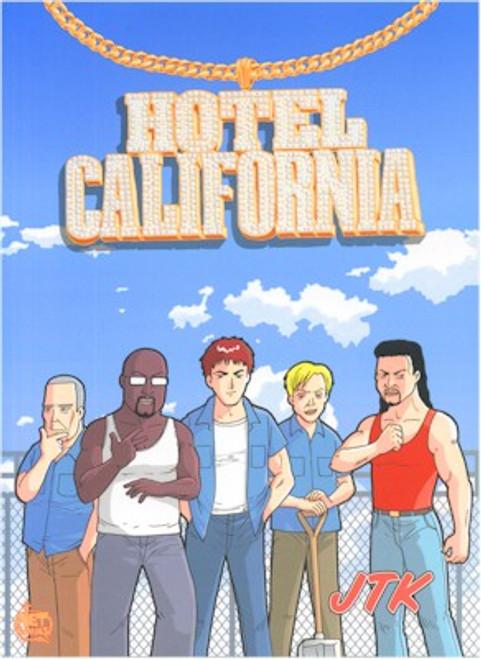 Hotel California Graphic Novel