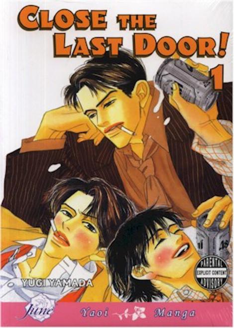 Close the Last Door Graphic Novel 01