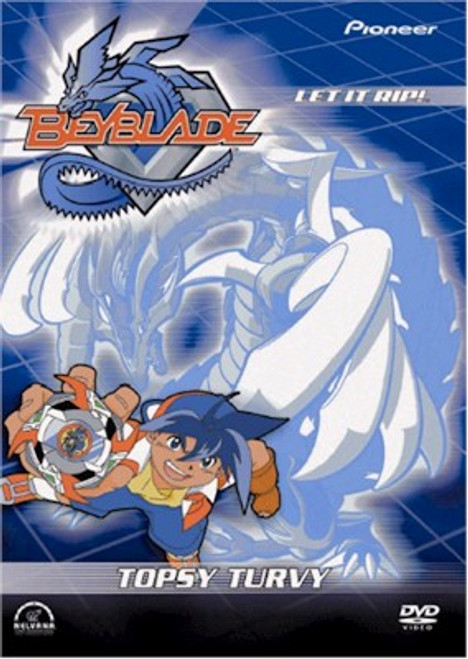 Beyblade DVD Vol. 04
