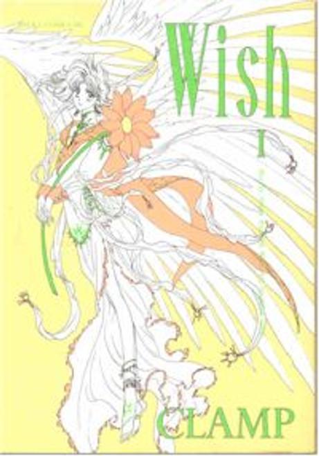 Wish Manga Vol. 01