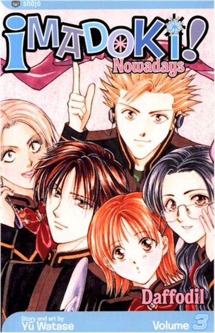 Imadoki Graphic Novel Vol. 03