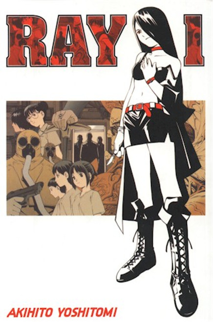 Ray Graphic Novel Vol. 01