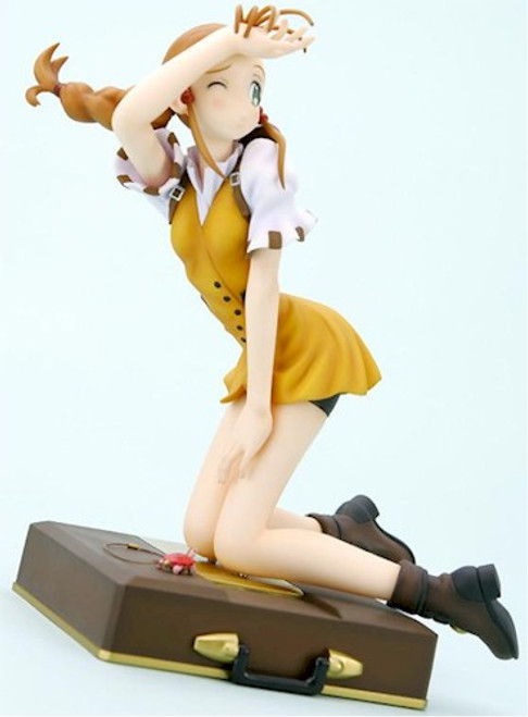 Gun X Sword Wendy 1/8 Scale PVC Figure