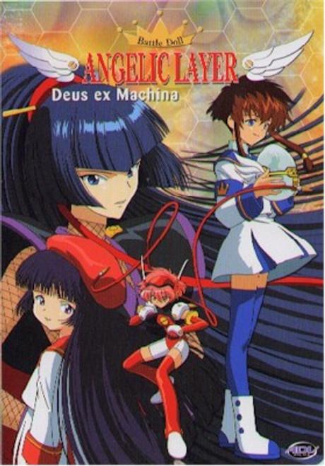 Angelic Layer DVD Vol. 05