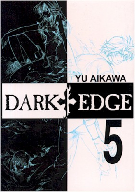 Dark Edge Graphic Novel Vol. 05