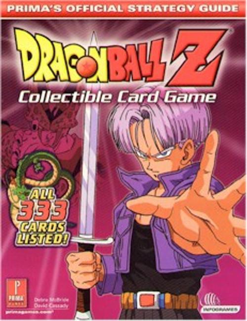 Dragon Ball Z Collectible Card Game Prima's Official Strateg