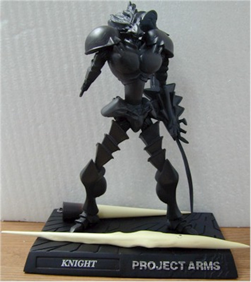 Project Arms: Knight Resin Statue (Used)