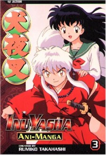 Inu-Yasha Ani-Manga Vol. 03