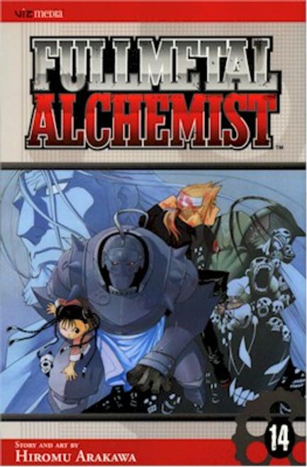 Fullmetal Alchemist Graphic Novel 14