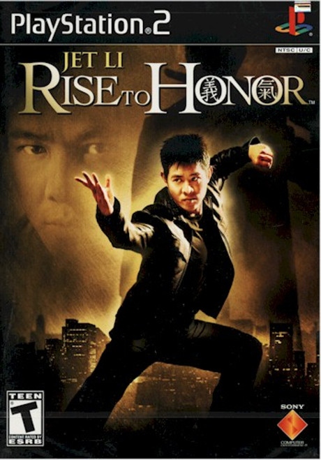 Rise To Honor (PS2)