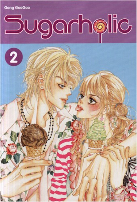 Sugarholic Graphic Novel 02