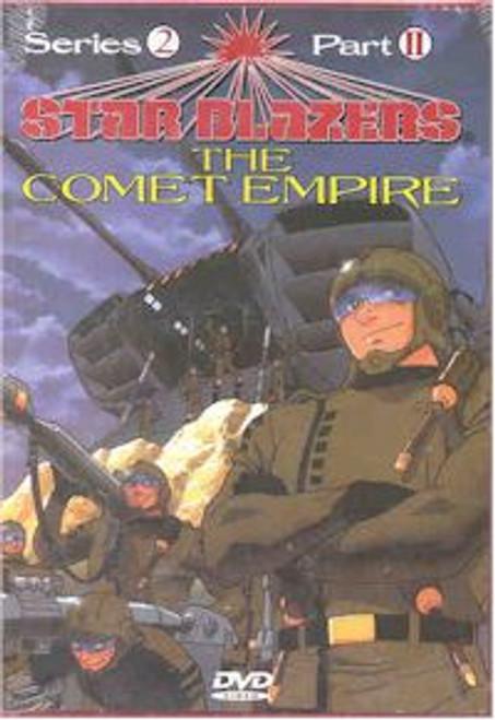 Star Blazer : Series 2 DVD Part II