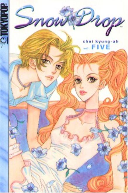 Snow Drop Graphic Novel Vol. 05