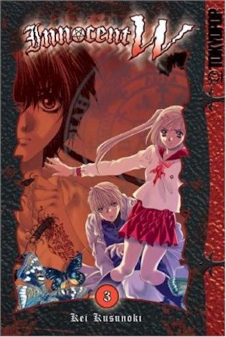 Innocent W Graphic Novel 03