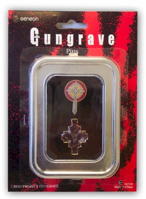Gungrave Pin Set #7320