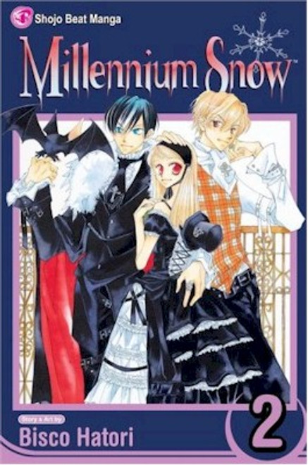 Millennium Snow Graphic Novel 02