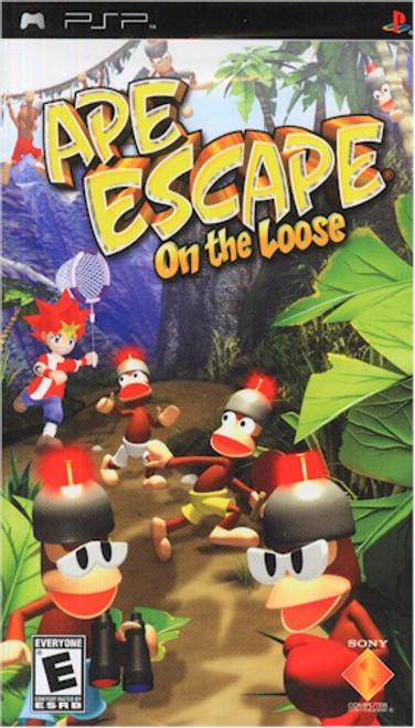 Ape Escape on the Loose (PSP)