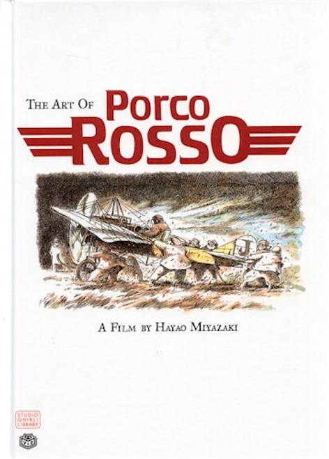 The Art of Porco Rosso Art Book (HC)