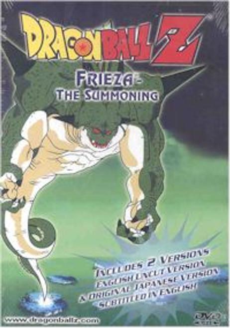 Dragon Ball Z TV 20 : Frieza -The Summoning
